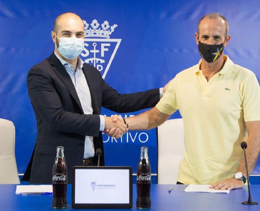 firma acuerdo San Fernando CD